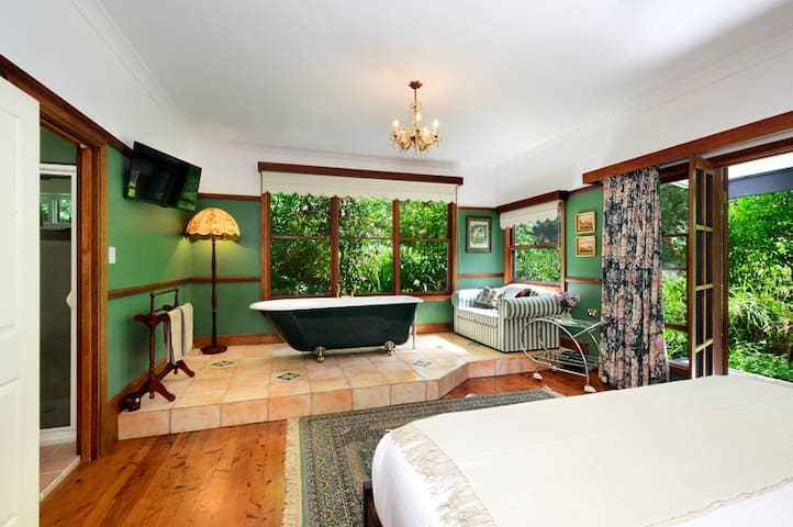 The Laurels B&B Fitzroy Room - Kangaroo Valley - Bed & Breakfast