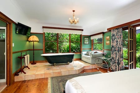 The Laurels B&B Fitzroy Room - Kangaroo Valley - Pousada