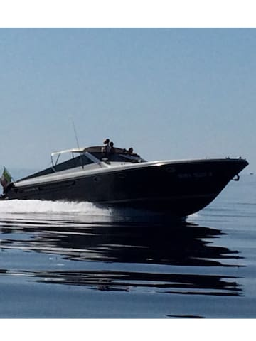 Beautiful Boat for rent at the Amalfi coast/Capri