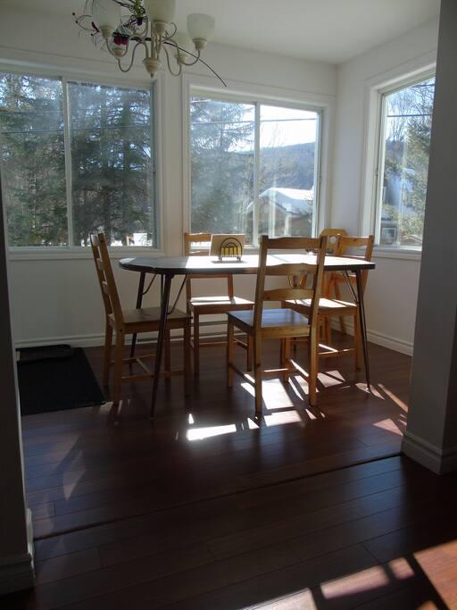 La véranda - First dining room