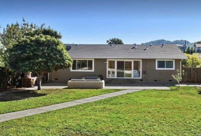 3br home in beautiful Marin County