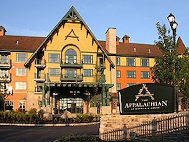 Appalachian Hotel Condo Mountain Creek - Vernon Township - Lägenhet