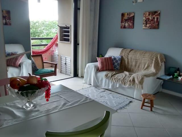 Apartamento jovial na Lagoa - Florianópolis - Departamento