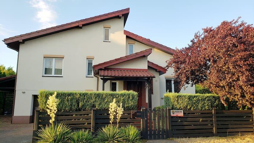 Willa w Kórniku - blisko Poznania