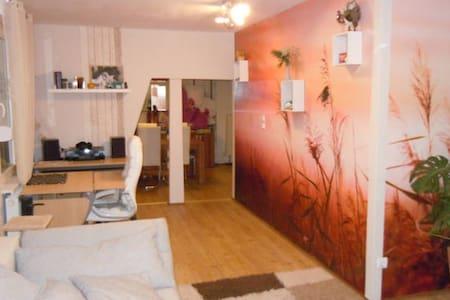 Gemütliche Wohnung in Zentrum 90m2 mit Terrasse - Geseke
