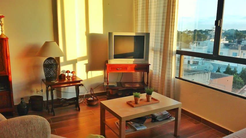 Apartamento acojedor en Portocolom - Portocolom - Pis