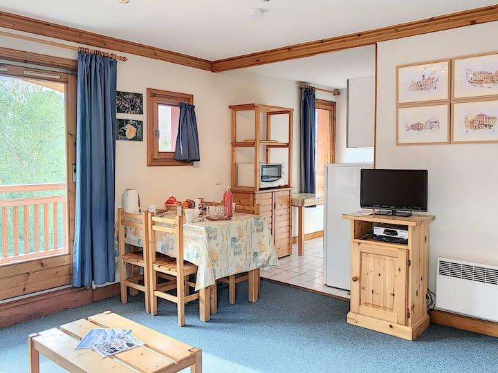 Beautiful apartment of 47m² in les Grangeraies