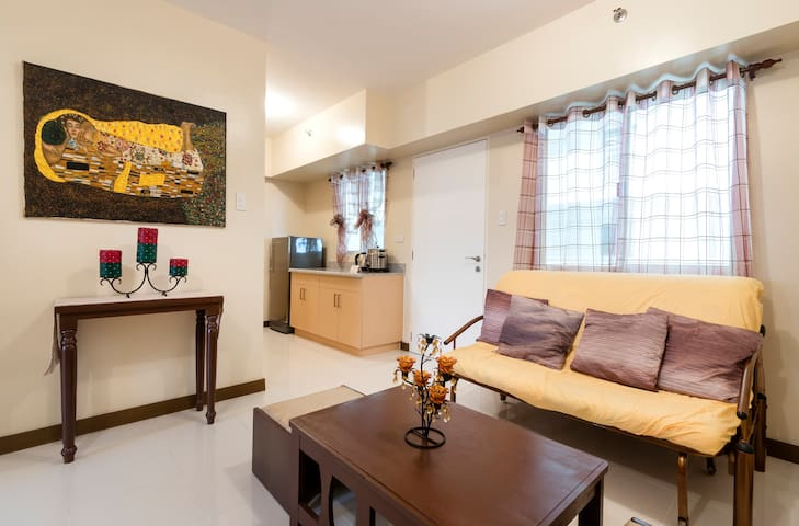 PRIME! Relaxing resort-like 2 Bedroom condo unit - Quezon City