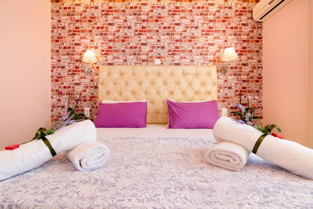 Mouses Quality Apartments - Thalia - Thassos