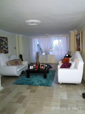 Habitación una persona enBocagrande - Cartagena - Departamento