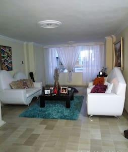 Habitación en Bocagrande un huésped - Cartagena - Appartement