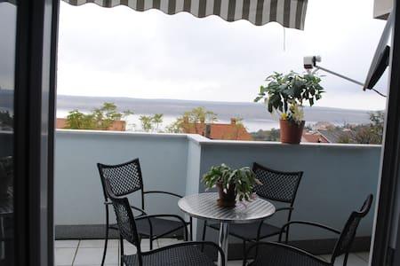 APPARMENT FRUK PLAVI - Crikvenica - 公寓