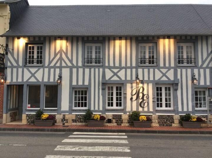 gîte de groupe Le vieux logis -proximité Honfleur