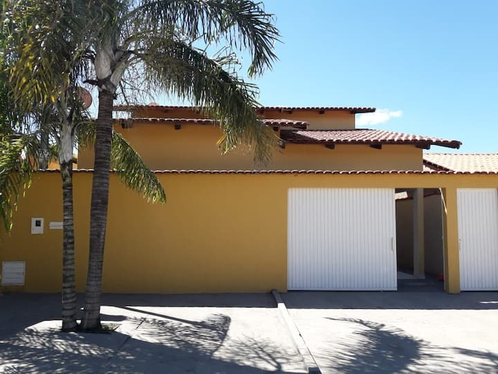 Casa na cidade das Cachoeiras - Cavalcante - GO