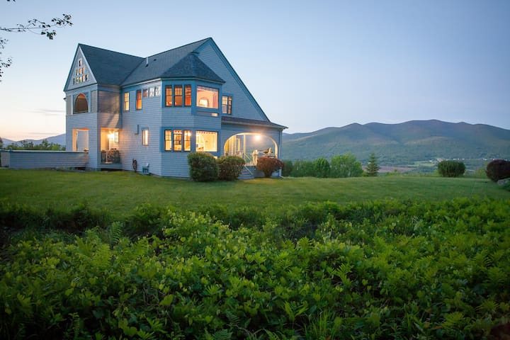 Private Family Mountain Retreat, Wonderful Views!