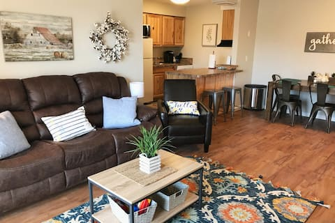#2 Totally Private, Main Floor, Pet Friendly