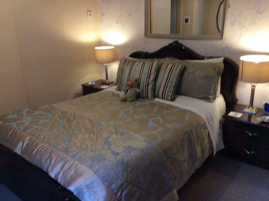 Kays Cottage Room 1 Double room