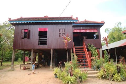 Sambor Prei Kuk Community Homestay Network