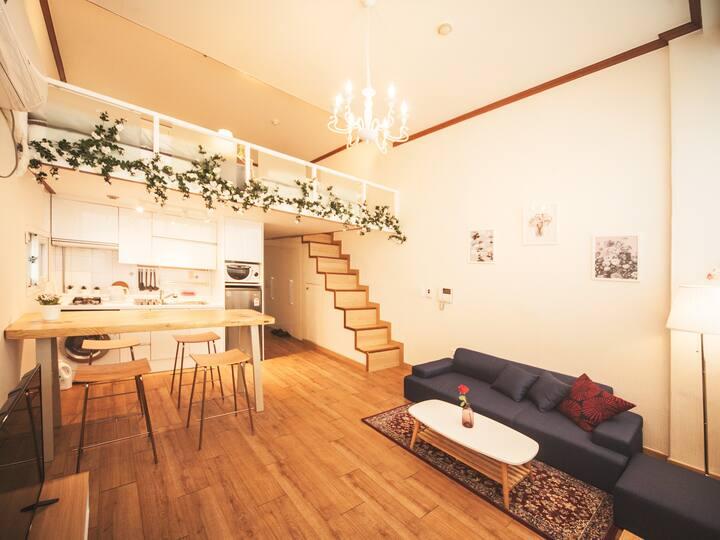 S35 Secret Garden_Double floor_CheonHo_(상시 소독중)