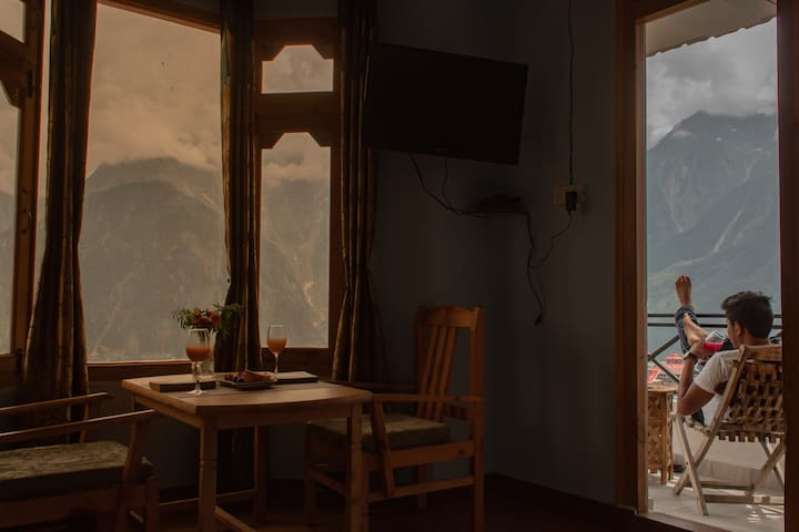 Cozy Room | Kalpa-View | Balcony | Sunset Point