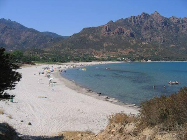 Sardegna, fronte mare, in villetta - tertenia - Apartment