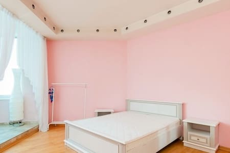 Charming room & private bathroom - Appartement