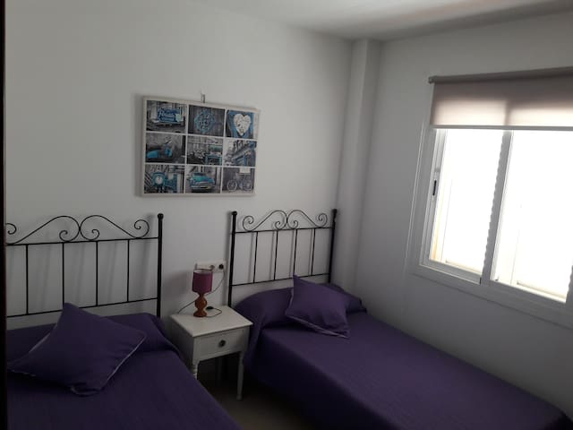 Double Room in front of the Beach - Tarifa - Casa