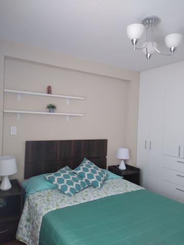Dormitorio No 1
