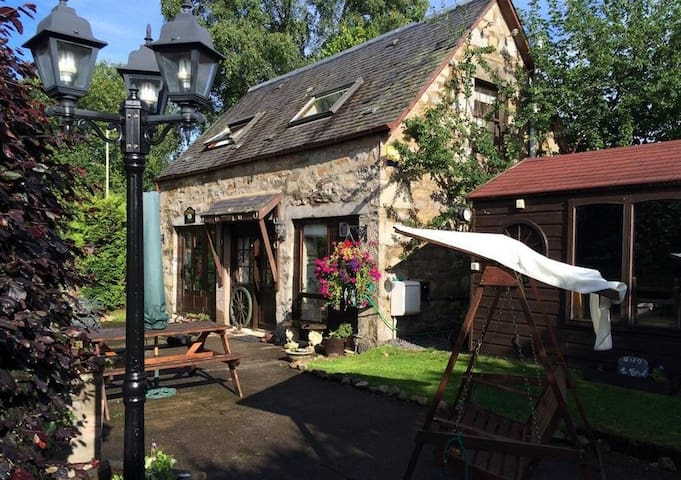 The Old Coach House Pitlochry