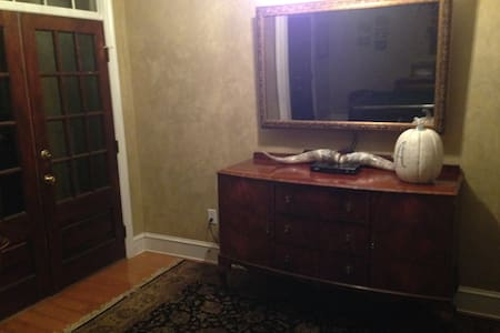 3 Bedrooms in MY comfortable home - Madison - Casa