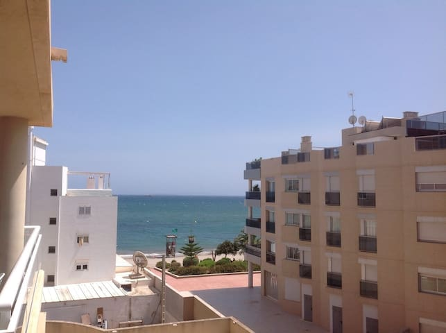 Sea view Apartment-Playa Den Bossa
