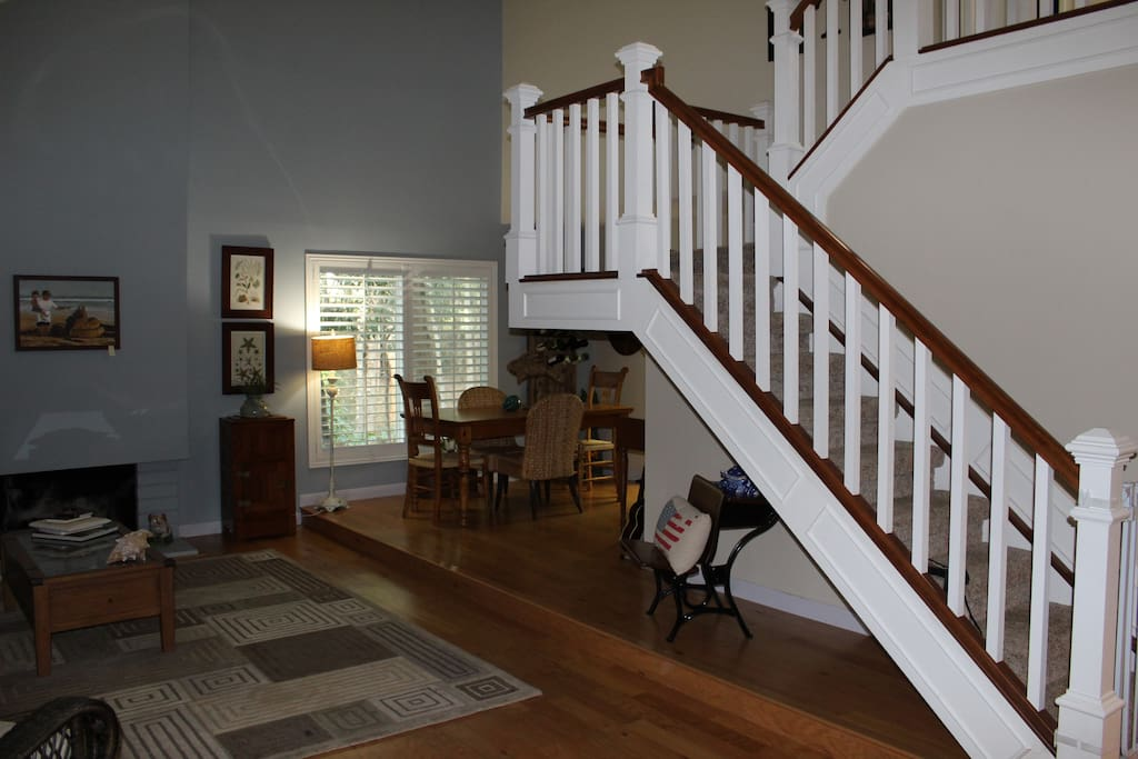 Stairs & Vaulted Ceilings