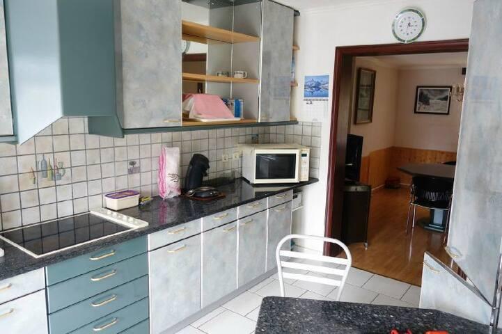 Maison vintage à 300m du circuit de Francorchamps - Stavelot - Apartmen
