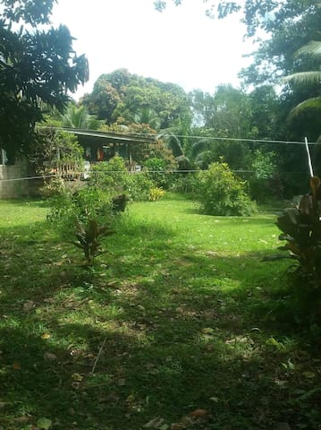 Sulianas Camping Sight and Home Stay