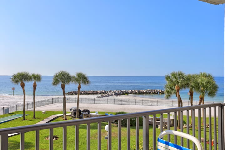 Caprice Resort~Family Condo Directly on Beach! 204