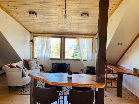 One bedroom apartment in the heart of Bozeman!