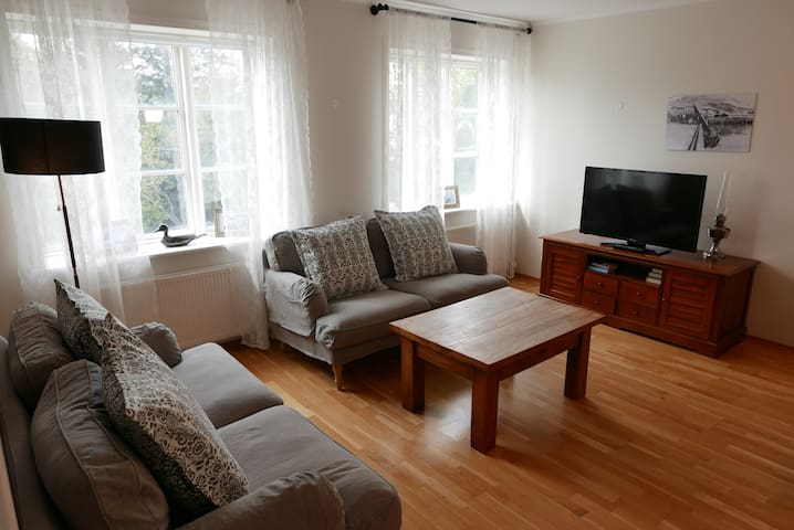 Quiet apartment, Husavik, 2nd floor