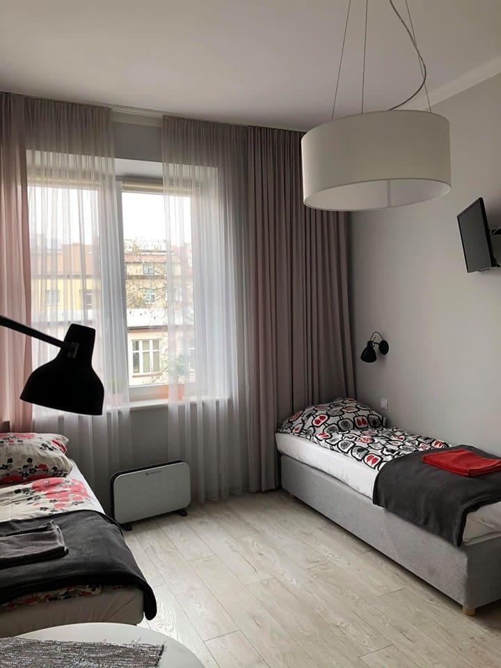 Przytulne mieszkanie w ścisłym centrum Krakowa