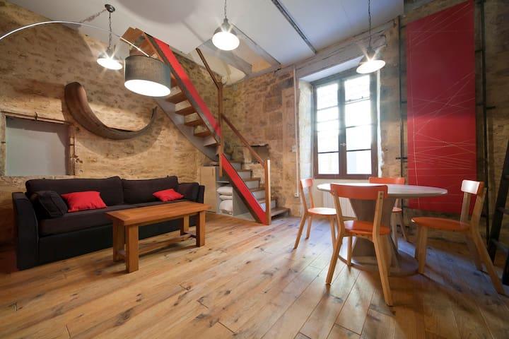 Appartement de charme - Sarlat-la-Canéda - Appartement