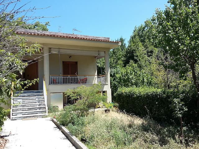 Vintage Detached House - Kifisia - Casa