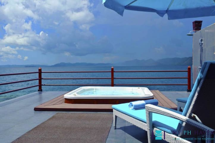 1 bedroom villa in Coron COR0003 - Coron - Appartement