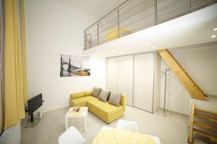 Hello Raday Apartment/ Prime location and comfort