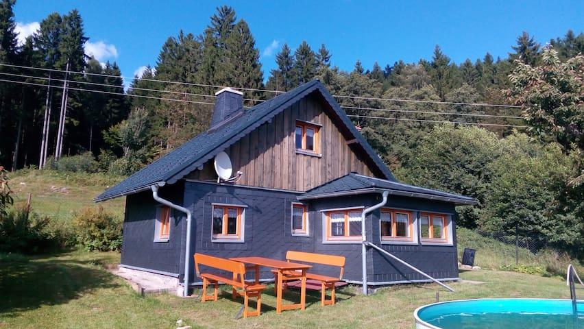 Ferienhäuschen Bleßberg