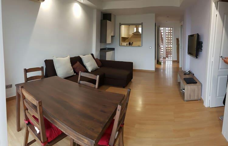 Acogedor apartamento familiar en Marbella.