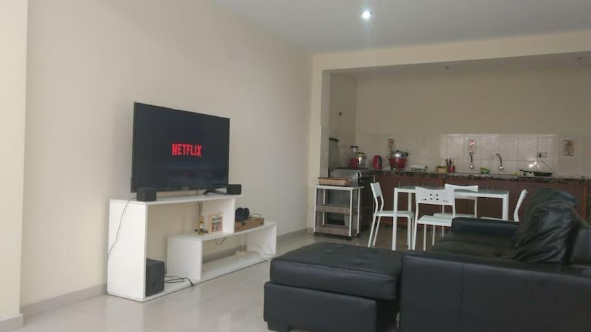 Habitaciones en Apartamento - Departamento estreno