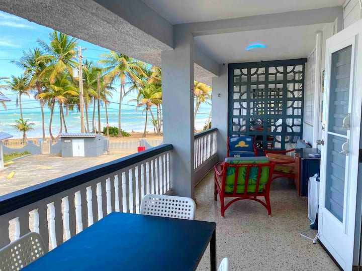*Your Own Beach Front Retreat in Luquillo, PR*
