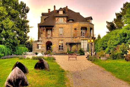 A night in an elegant Chateau Constant - Bessines-sur-Gartempe