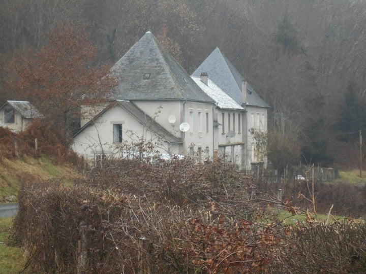 Stone House/ Lake 3 mins from Orgnac-sur-Vezere