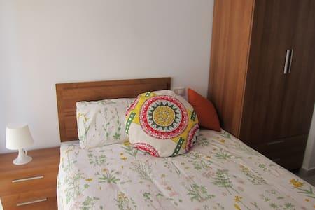 Beautiful room +breakfast +private bathroom - Cabezo de Torres - Lägenhet