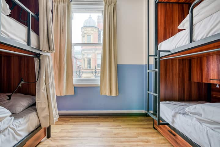Selina Manchester NQ1 - Bed In Large Dorm